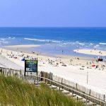 les plages de l'océan atlantique